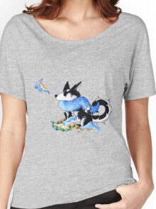 Wrapping Paper Pup Women's Relaxed Fit T-Shirt