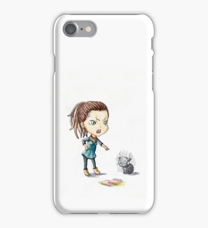 Bad Kitty iPhone Case/Skin