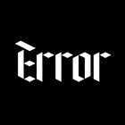 Vixx Error by supalurve