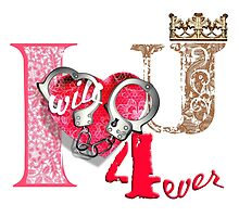 Will love u 4ever! by PrivateVices