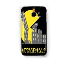 Attack Man Samsung Galaxy Case/Skin