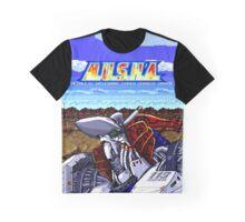 M.U.S.H.A. (Genesis Title Screen) Graphic T-Shirt