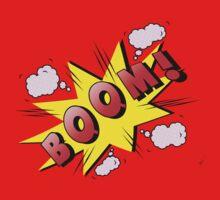 boom One Piece - Long Sleeve