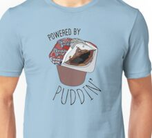 Powered by Puddin' Unisex T-Shirt