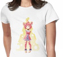 Little Mouse Womens Fitted T-Shirt