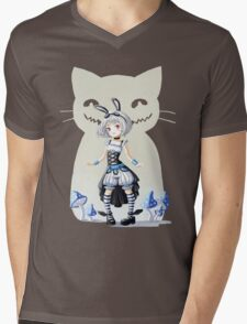 Alice Mens V-Neck T-Shirt