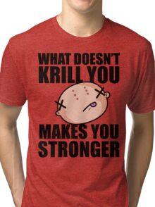 Krillin Tri-blend T-Shirt