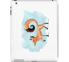 Proud Fox iPad Case/Skin