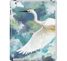 Florida Egret iPad Case/Skin