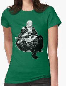 Roronoa Zoro One Piece Womens Fitted T-Shirt