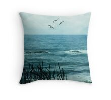 More to the Story  Throw Pillow