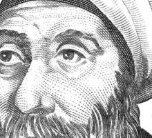 Ibn al Haytham ابن الهيثم Sticker