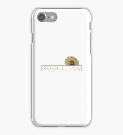 Rogue Juan iPhone Case/Skin