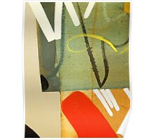 Abstract Closeup #1 Poster