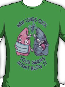 New Lungs T-Shirt