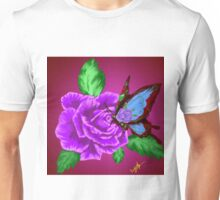 Roses are sweet  Unisex T-Shirt