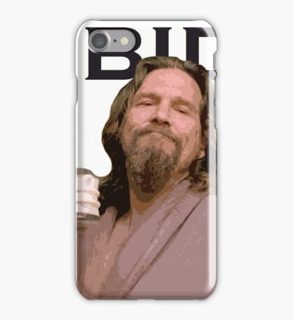 The Dude Shirt iPhone Case/Skin