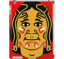 Blackhawks logo - From Front iPad Case/Skin