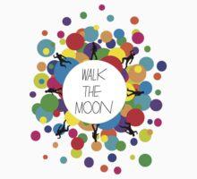 Walk the Moon Bubble | Unisex T-Shirt