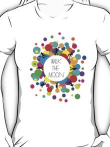 Walk the Moon Bubble T-Shirt