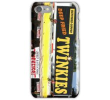 State Fair Twinkies iPhone Case/Skin