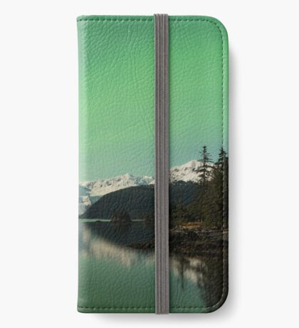 The Calm After The Storm iPhone Wallet/Case/Skin