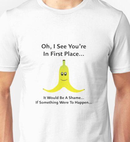 Mario Kart Banana Unisex T-Shirt