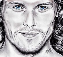 "Sam Heughan, ""he is my Jamie"" by jos2507"