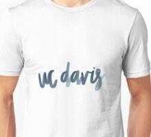 UC Davis Unisex T-Shirt