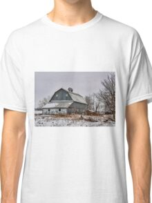 Winter On The Farm 2 Classic T-Shirt