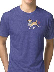 Shiba Inu T-Shirt Tri-blend T-Shirt
