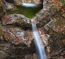 Fratarica Canyon, Slovenia by Curtis Budden