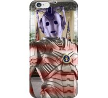 In a Parallel Cyberverse iPhone Case/Skin