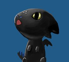 Kibi Toothless by DonMazzi