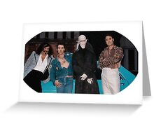 What We Do In The Shadows Group Photo Greeting Card