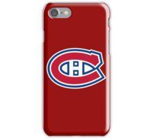 canadiens iPhone Case/Skin