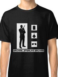 Archer, Sterling Archer Classic T-Shirt