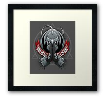 One is All, All is One Framed Print