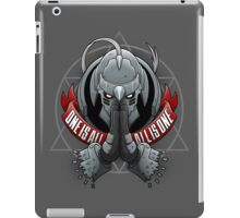 One is All, All is One iPad Case/Skin