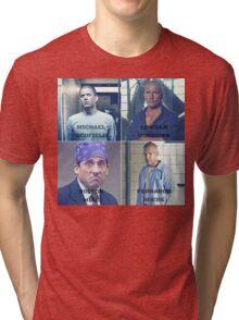 Prison Break -- The Crew Tri-blend T-Shirt