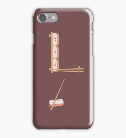 The Big Jump iPhone Case/Skin