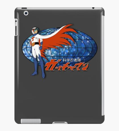 Gatchaman Ken The Eagle iPad Case/Skin
