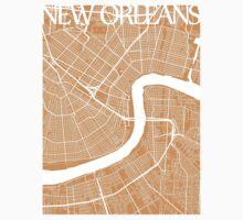 New Orleans (Orange) Kids Clothes