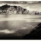 Lake Garda - View off Malcesine by Ronny Falkenstein