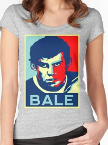 Gareth Bale - Hope Women's Fitted Scoop T-Shirt