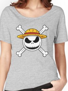 The Nightmare Before Piracy Women's Relaxed Fit T-Shirt