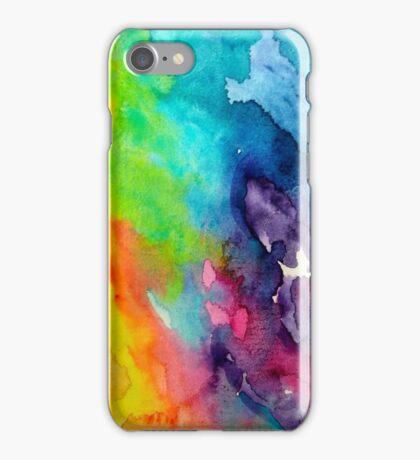 Color Flow iPhone Case/Skin