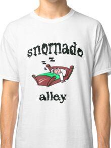 snornado alley Classic T-Shirt