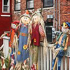 The Scarecrows Come to Town by Nadya Johnson