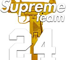 Supreme Team by weathermanpat